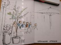 """""""Dänische Straße"""" von Inge"""