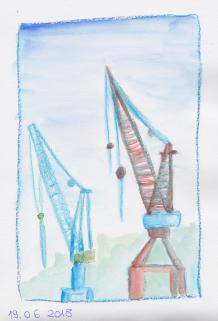 Werft von Melanie Wiesenthal